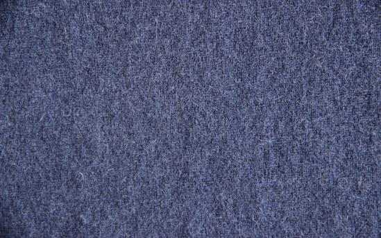 Knitted fabric 33% wool mixed healthy cloth