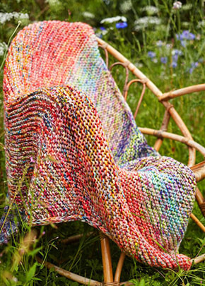 Wool and fibers are made into yarn and spun into yarn