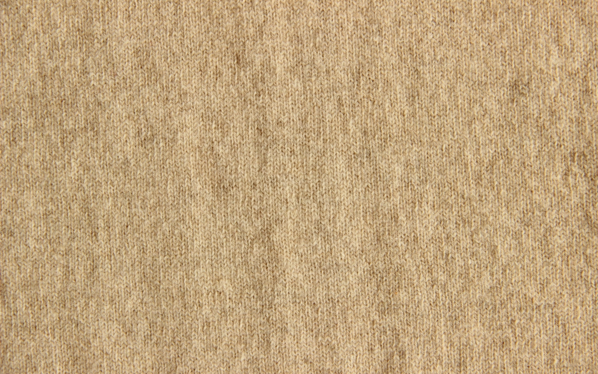 Knitted fabric 8% spun silk mixed Jersey
